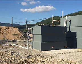 江苏化工冶炼污水处理