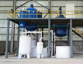 江苏京弘川废酸处理系统