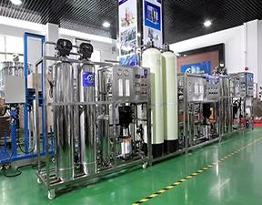 纯水、高纯水处理设备