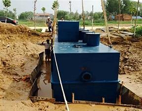 市政生活污水处理设备公司