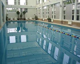 泳池循环水处理
