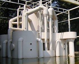 泳池循环废水处理设备