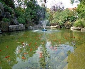景观水循环处理
