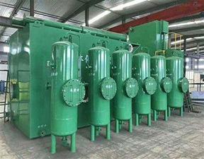 Integrated sewage treatment equipment