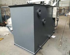 Sewage treatment of machinery manufacturing
