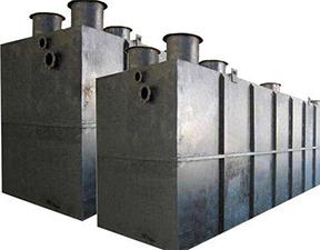 Mechanical sewage treatment equipment