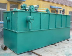 Wastewater treatment equipment for metal processing and smelting