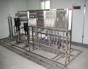 Waste acid water treatment equipment